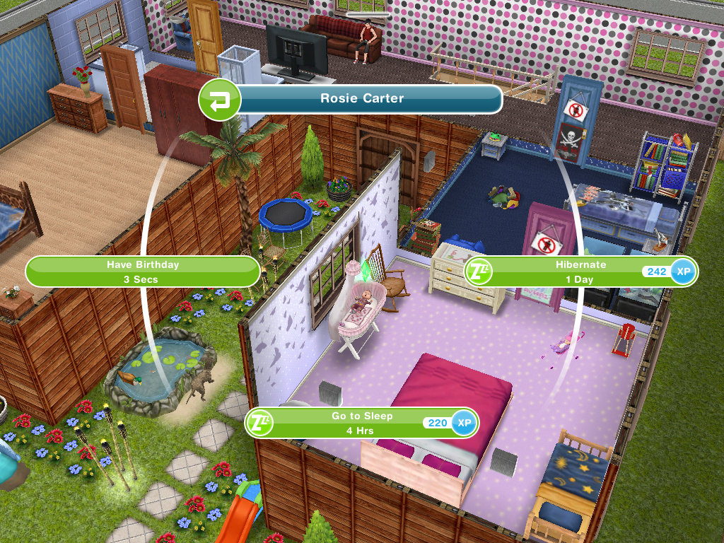 Sims  Where Do I Get Birthday Cake