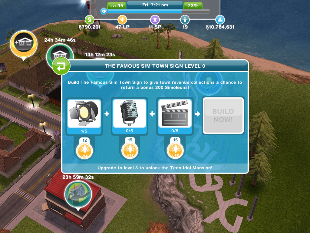 the sims freeplay road to fame quest the who games