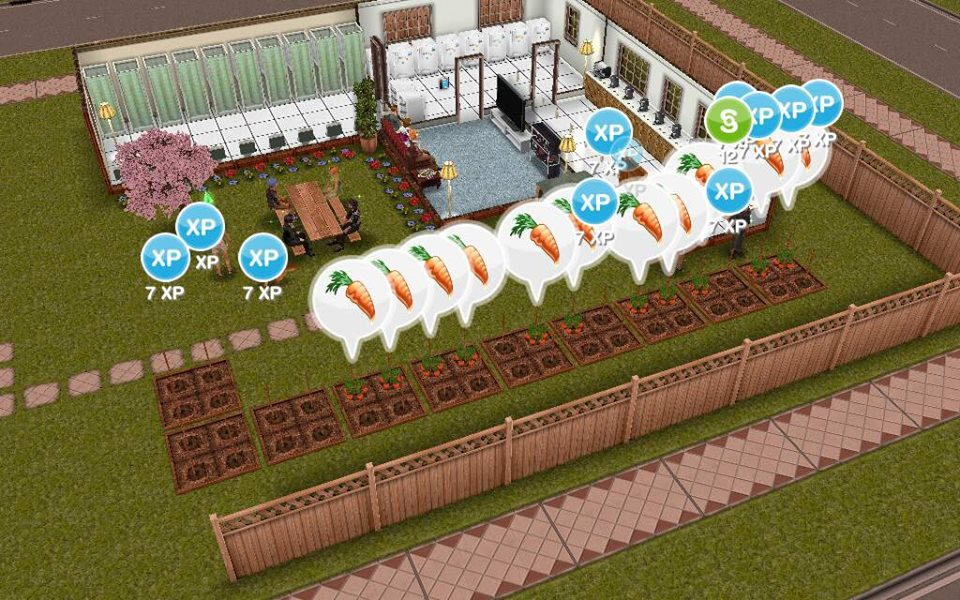 how to get more money on sims freeplay