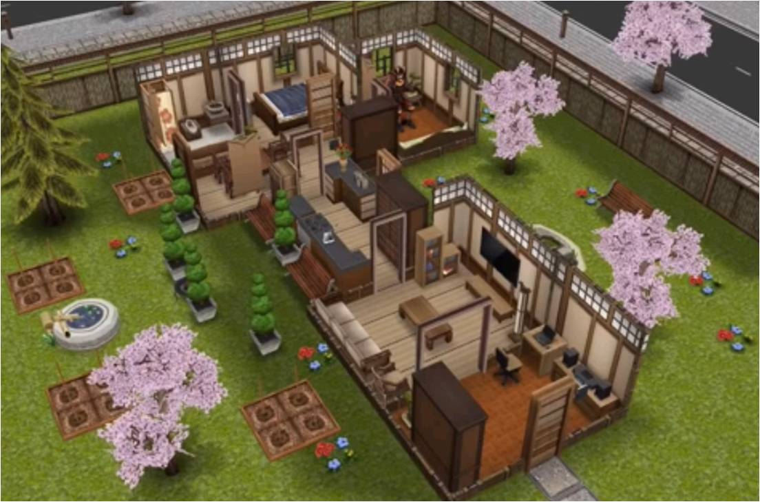 The Sims Freeplay Houses Guide Part Two Girl Who