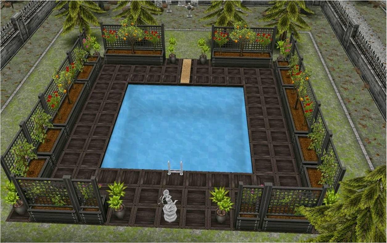 Haunted Pool