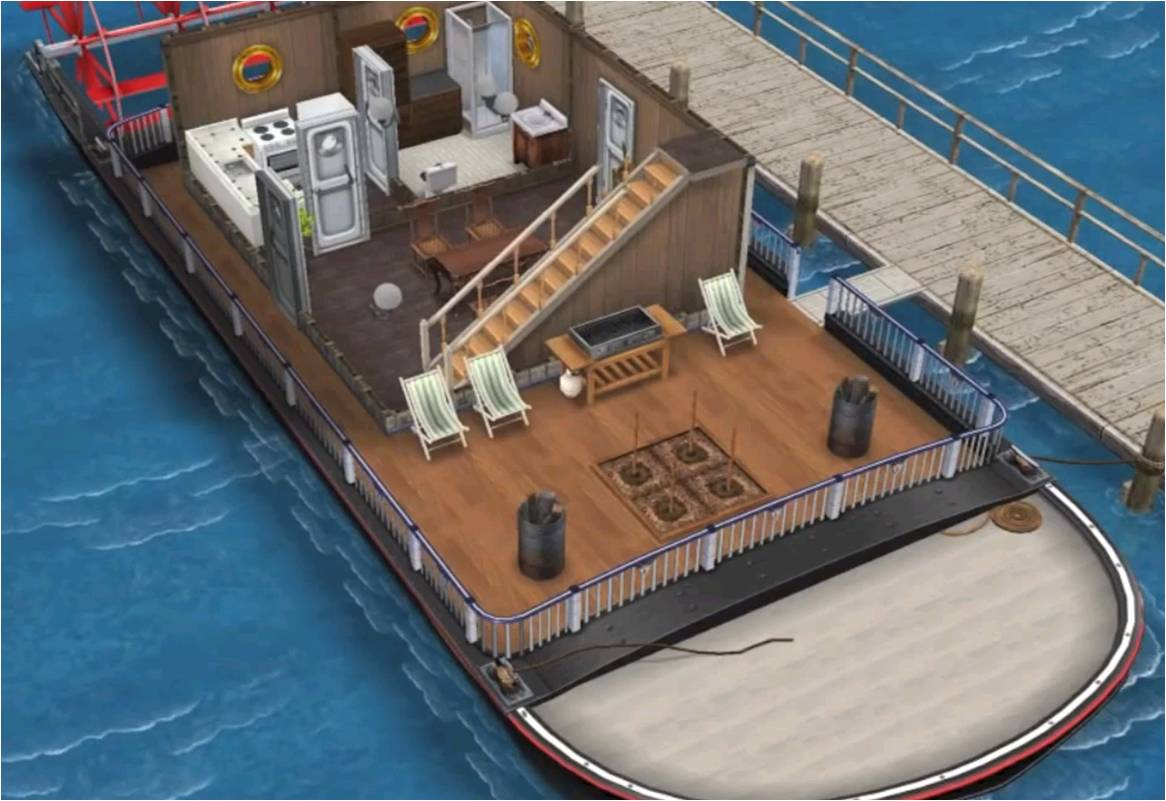 The Sims Freeplay Houseboats Guide The Girl Who Games