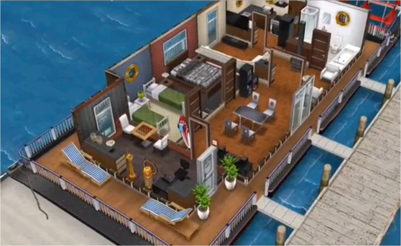 how to put subfloors in sims 4 penthouse