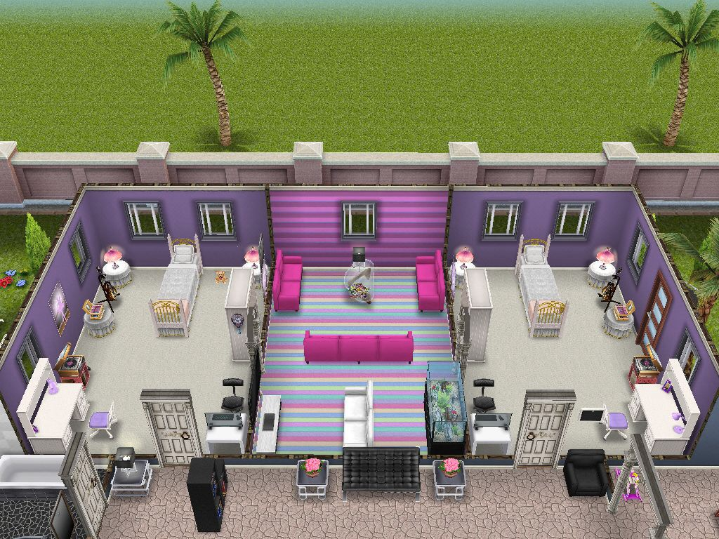 The Sims Freeplay- House Design Competition Winners! | The ...