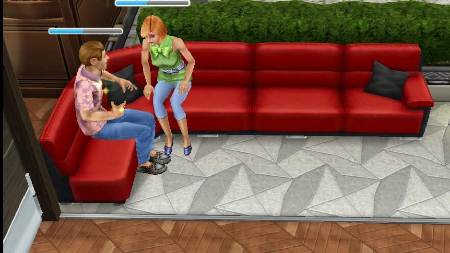 Sims  Scope Room