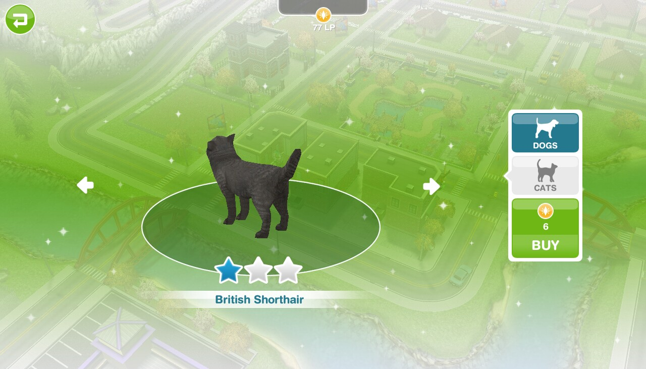 Does Sims  Cat And Dog Have Horses In Them