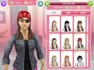 The sims freeplay the pirate and his goddess quest the girl who