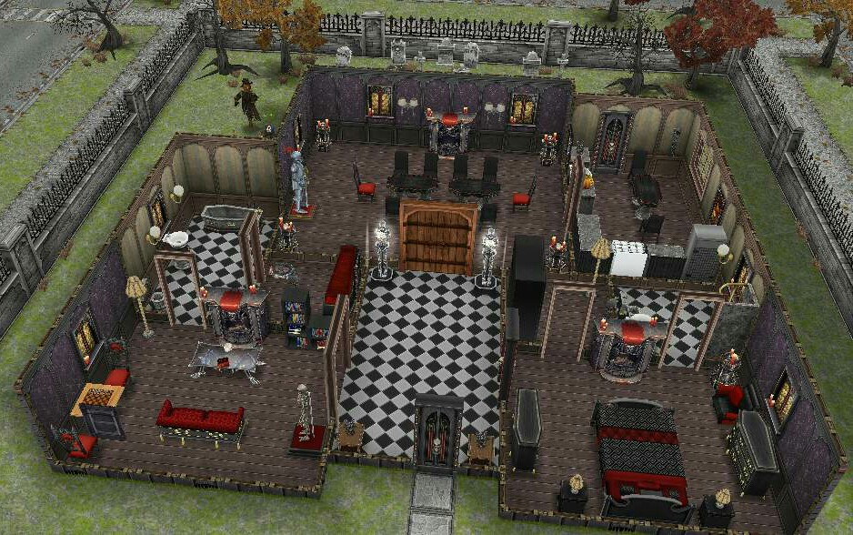 The Sims Freeplay Ghost Hunters Quest The Girl Who Games