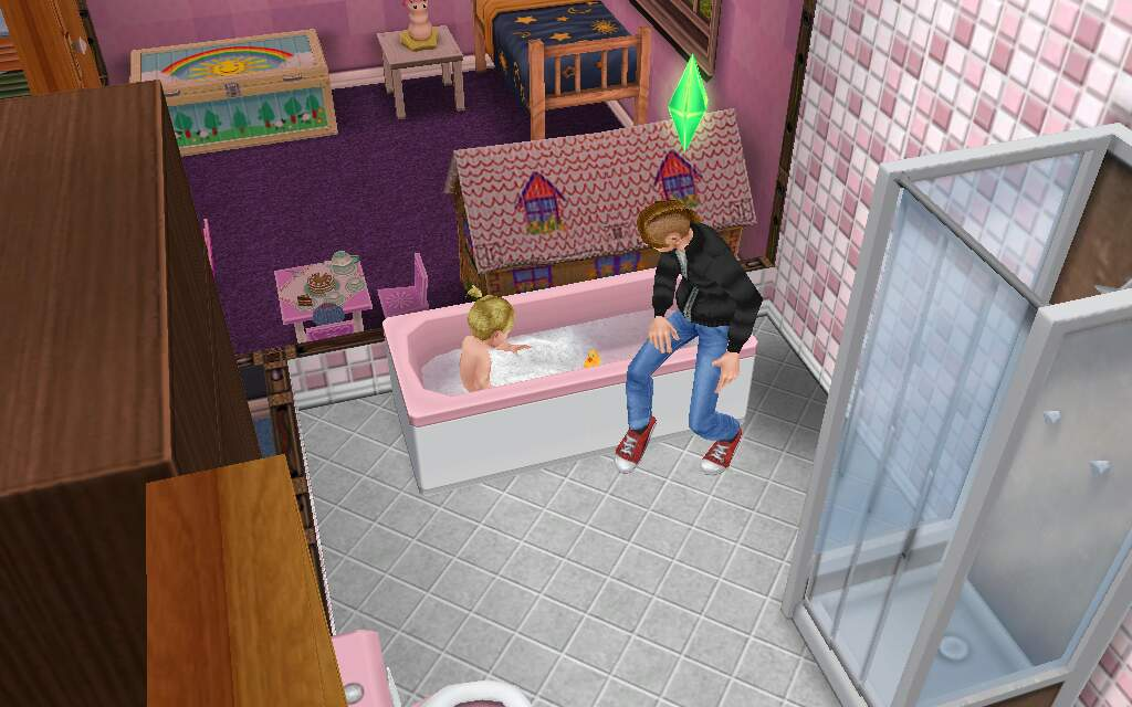 The sims freeplay guide to toddlers the girl who games