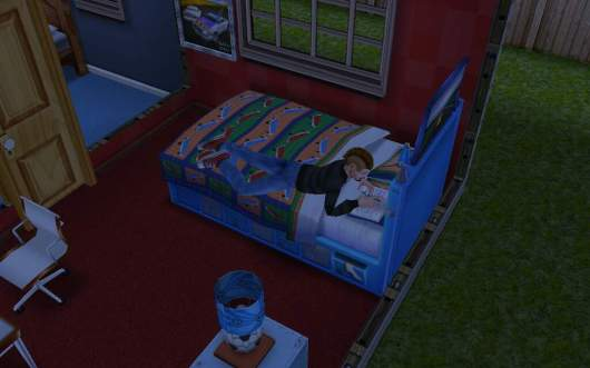 The Sims  Age Up Wihout Cake