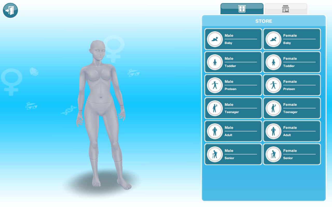 Fashion style Freeplay sims how to wear swimsuit for woman