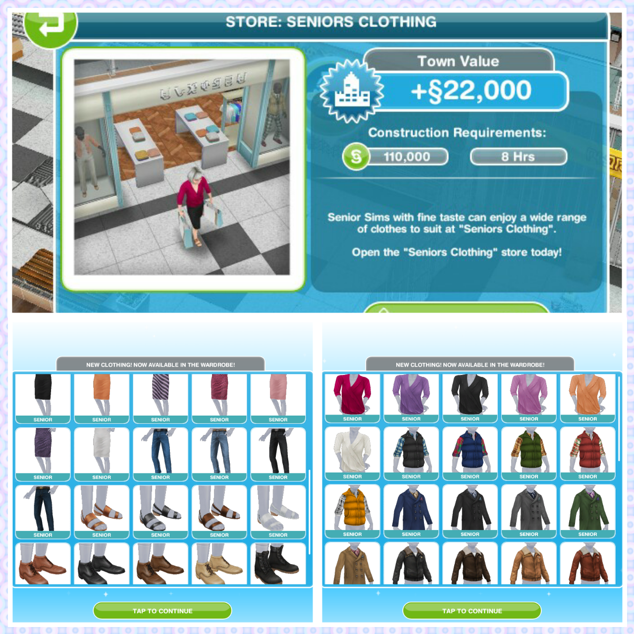 Sims Freeplay Mall The Girl Who Games