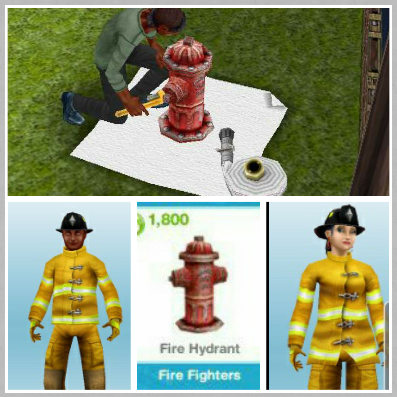 Pleasing The Sims Freeplay Careers Fire Fighter The Girl Who Games Download Free Architecture Designs Viewormadebymaigaardcom