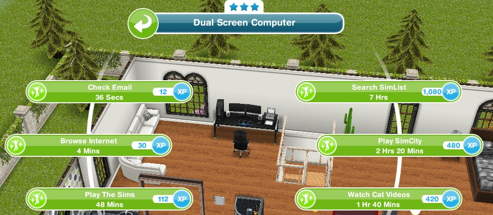 Sorry, but I have ANOTHER Sims question!! :D?