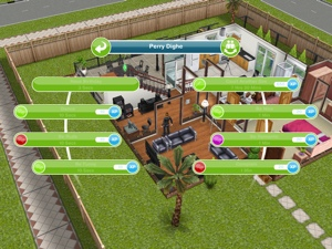 The sims freeplay diy homes lovey dovey balcony quest for Another word for balcony