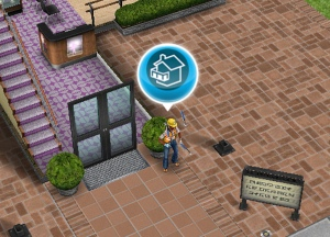 The Sims Freeplay- DIY HOMES: Lovey-Dovey Balcony Quest