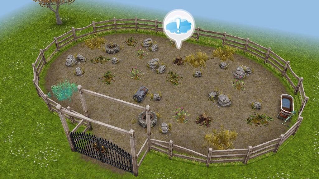 sims 3 how to move fences in world