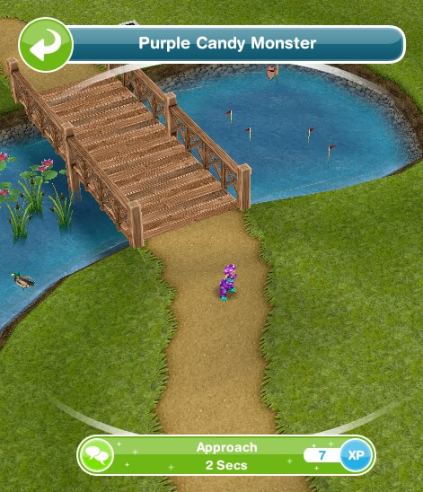 sims freeplay night of the candy monsters