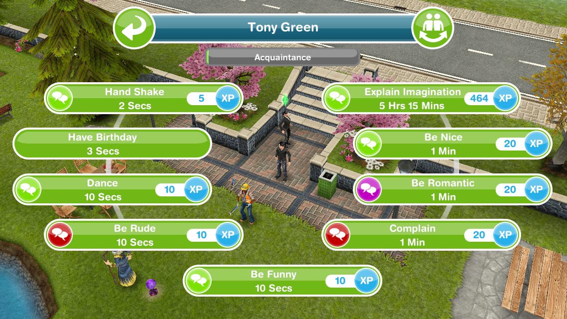 Dating neighbor sims
