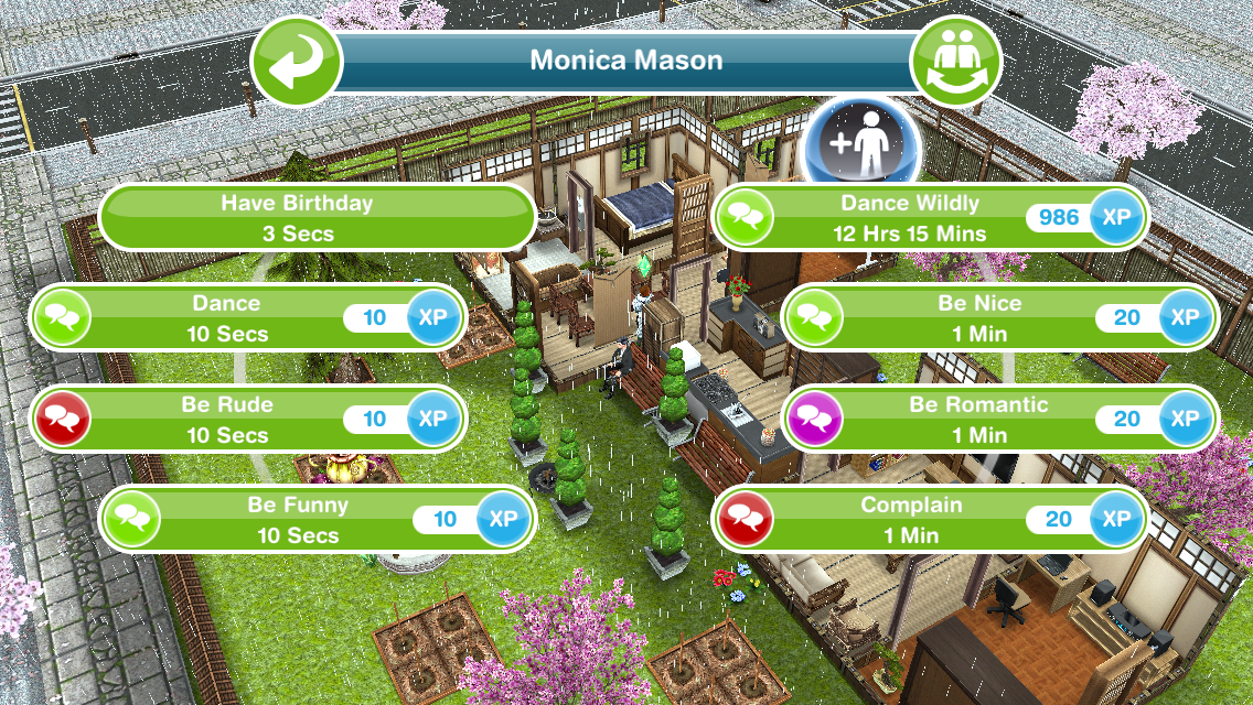 How to make sims stop dating in sims freeplay