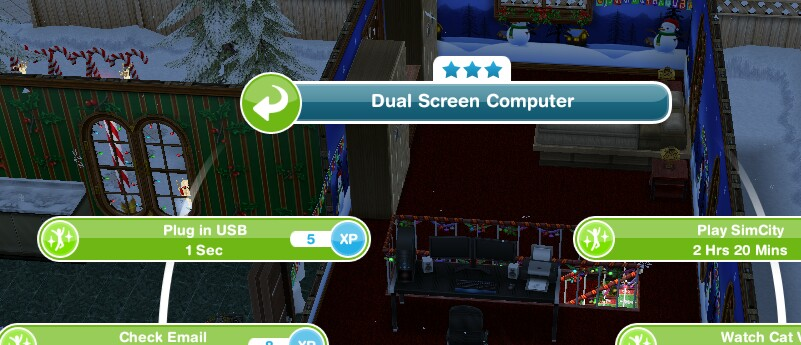 The Sims Freeplay- The Styles of Time Seasonal Quest – The Girl Who ...