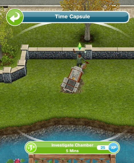 Hairstyles Quest Sims Freeplay : Place incense in capsule- 1 minute Investigate the second chamber- 5 ...
