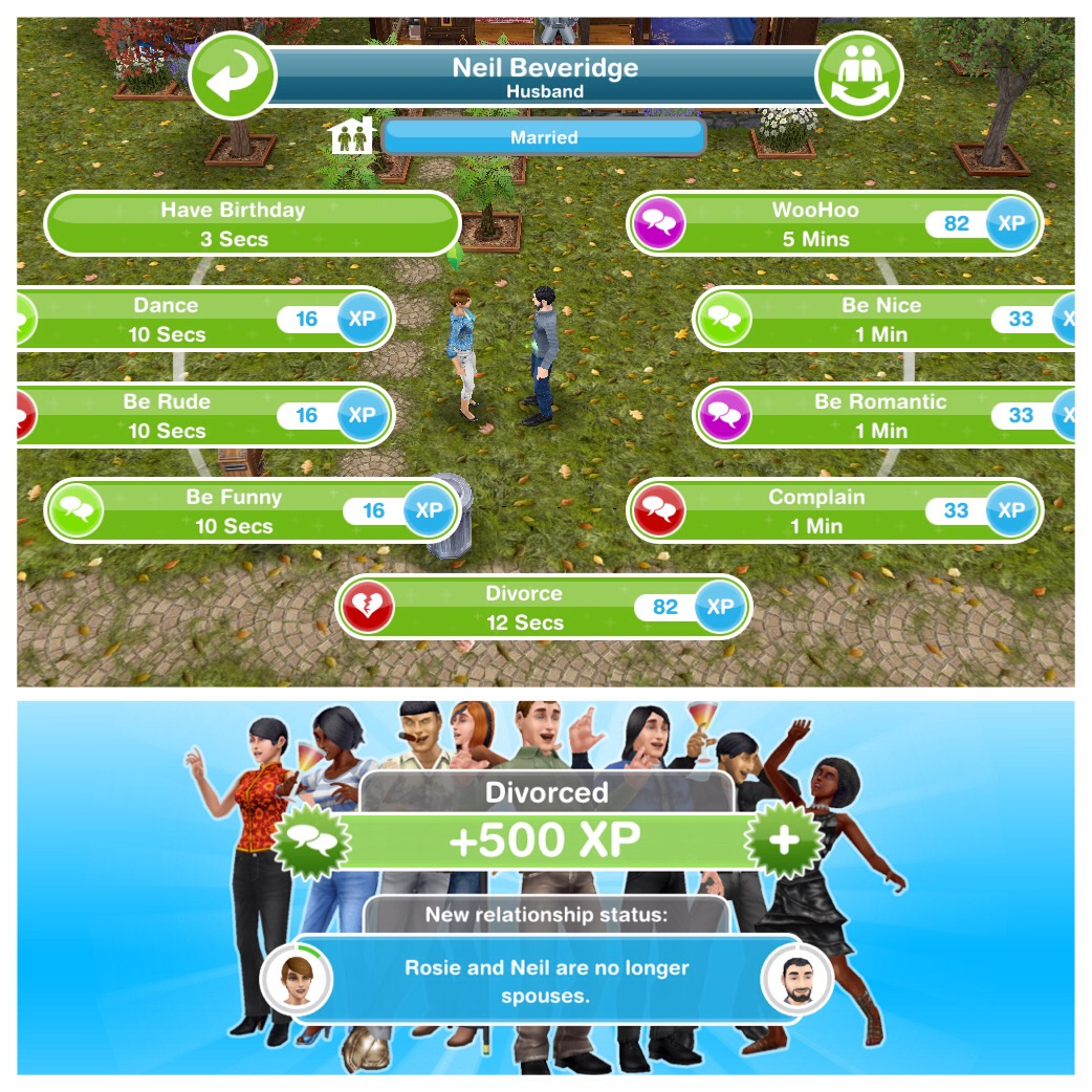 sims freeplay friends