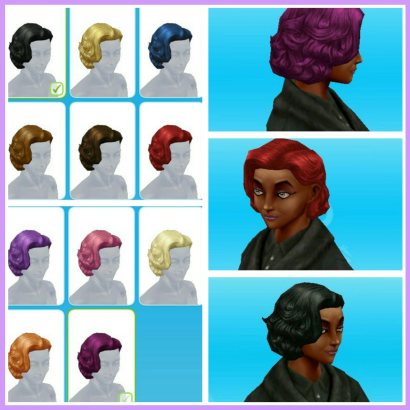 Hairstyles Quest Sims Freeplay : The Sims Freeplay- The Styles of Time Quest The Girl Who Games
