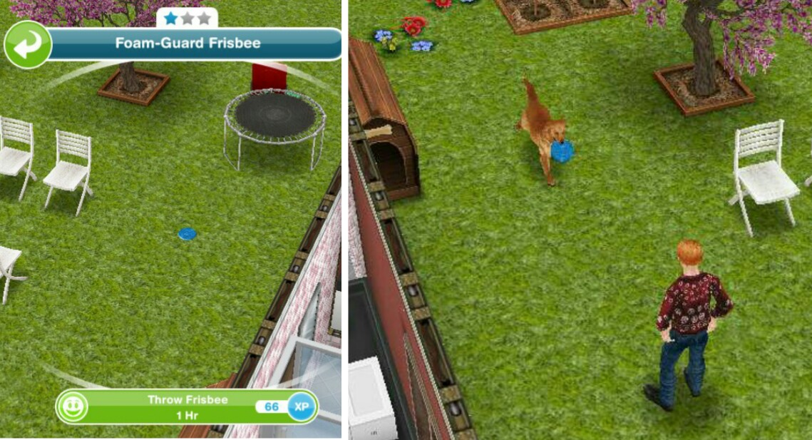 The Sims Freeplay Guide To Pets The Girl Who Games