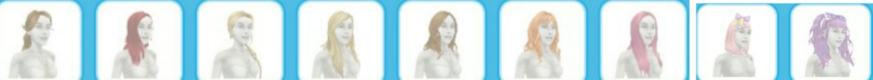 The Sims Freeplay Boutique Hair Event The Girl Who Games