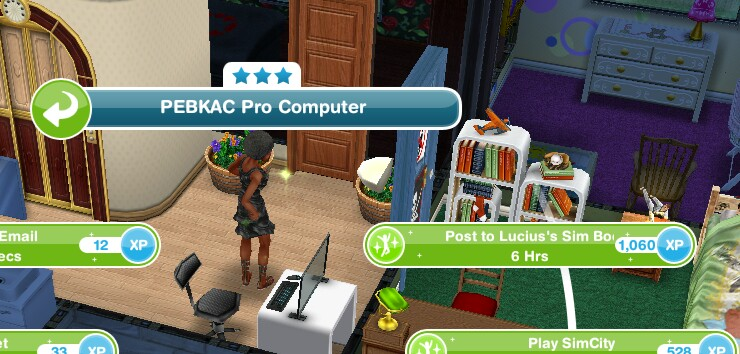 The Sims Freeplay- Extreme Home Takeover Quest | The Girl Who Games
