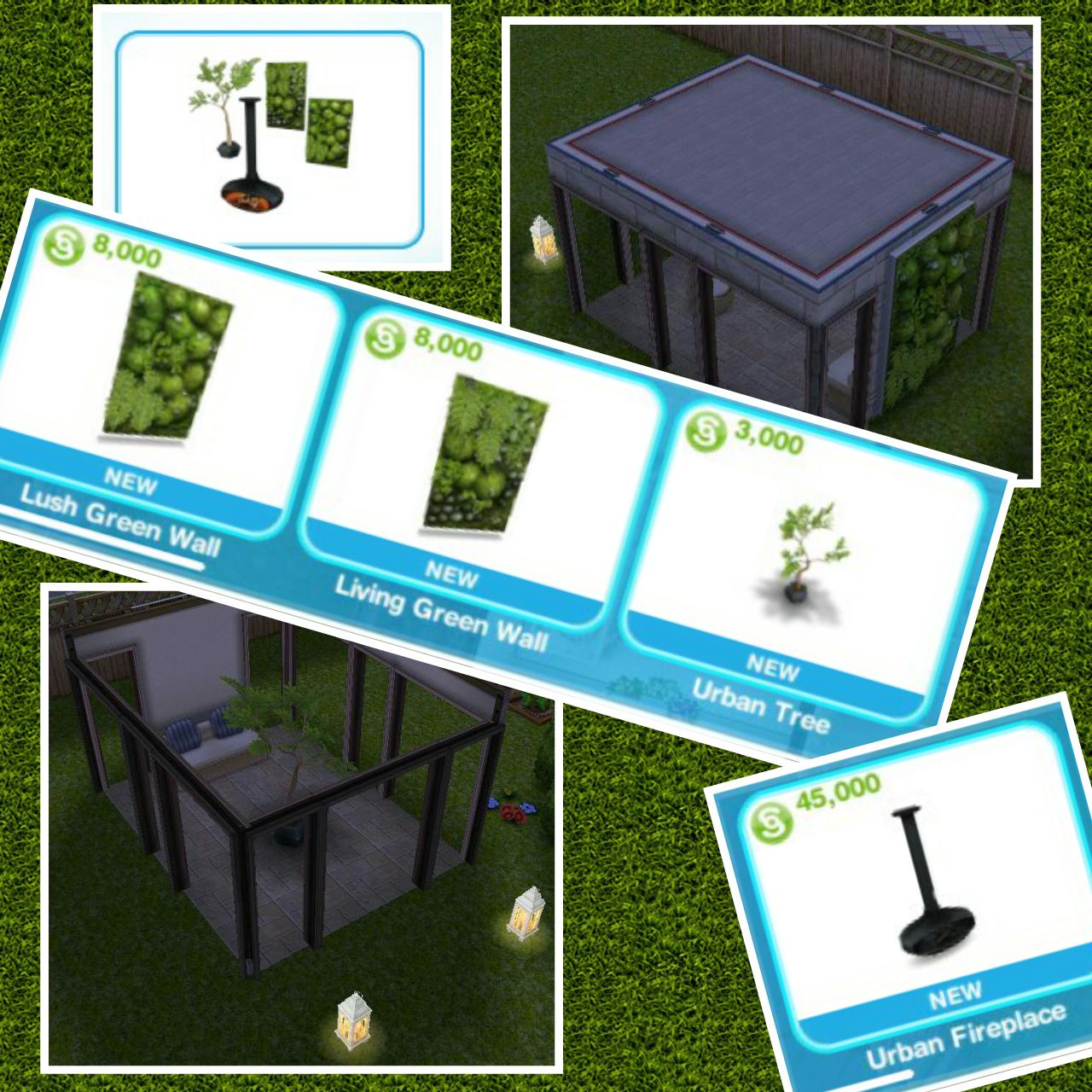 urban house furniture. Urban Decorations Furniture Pack. Image House