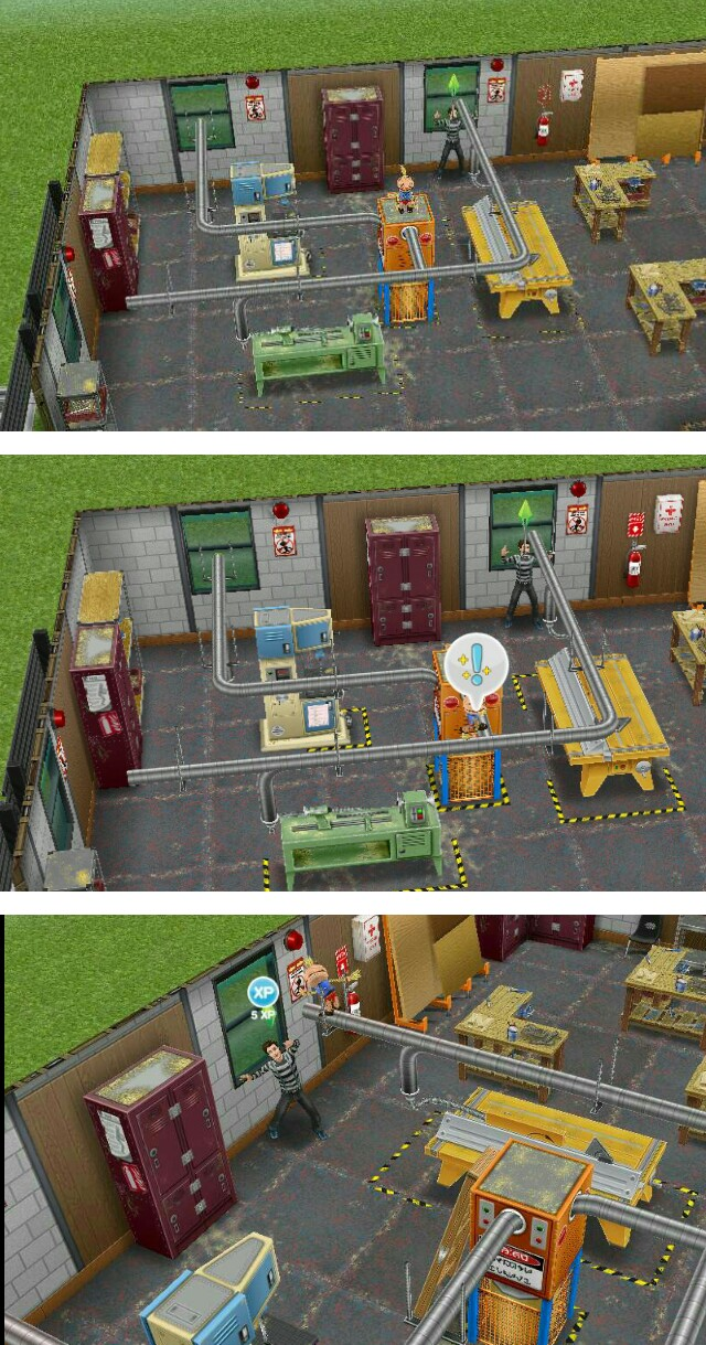The Sims Freeplay- Hobbies: Woodworking | The Girl Who Games