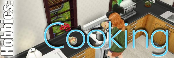 The Sims Freeplay- Hobbies: Cooking – The Girl Who Games