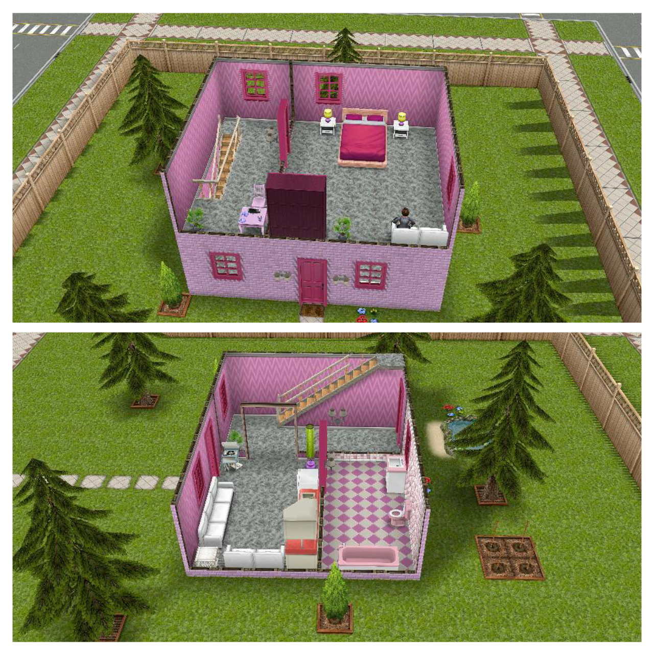 Wonderful image of The Sims Freeplay  Visiting Another Sim Town The Girl Who Games with #4C5F1B color and 1280x1280 pixels