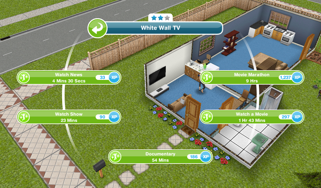 the sims freeplay money grows on trees quest the girl who games