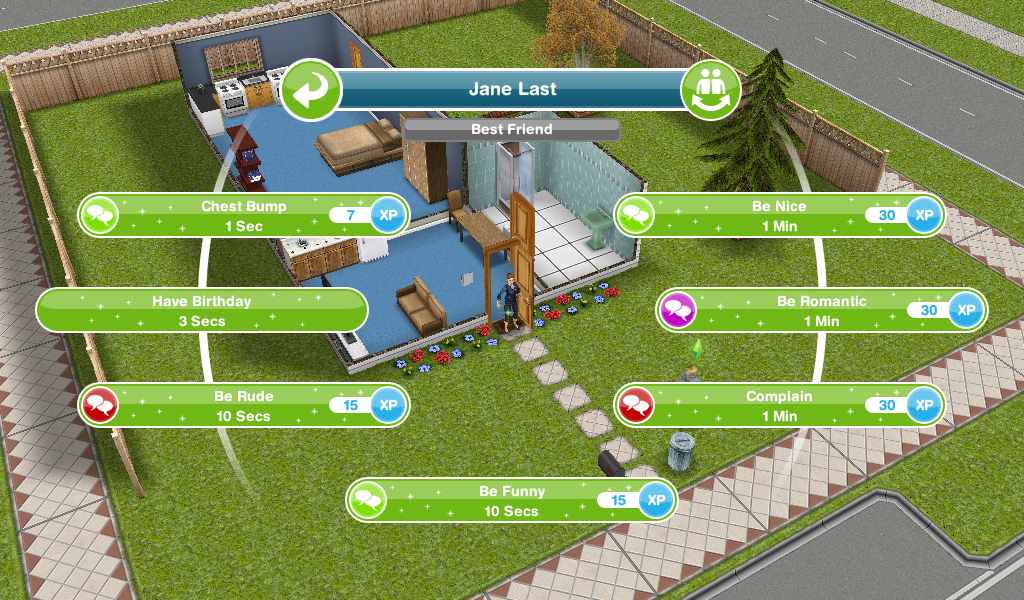 how to form a dating relationship on sims freeplay
