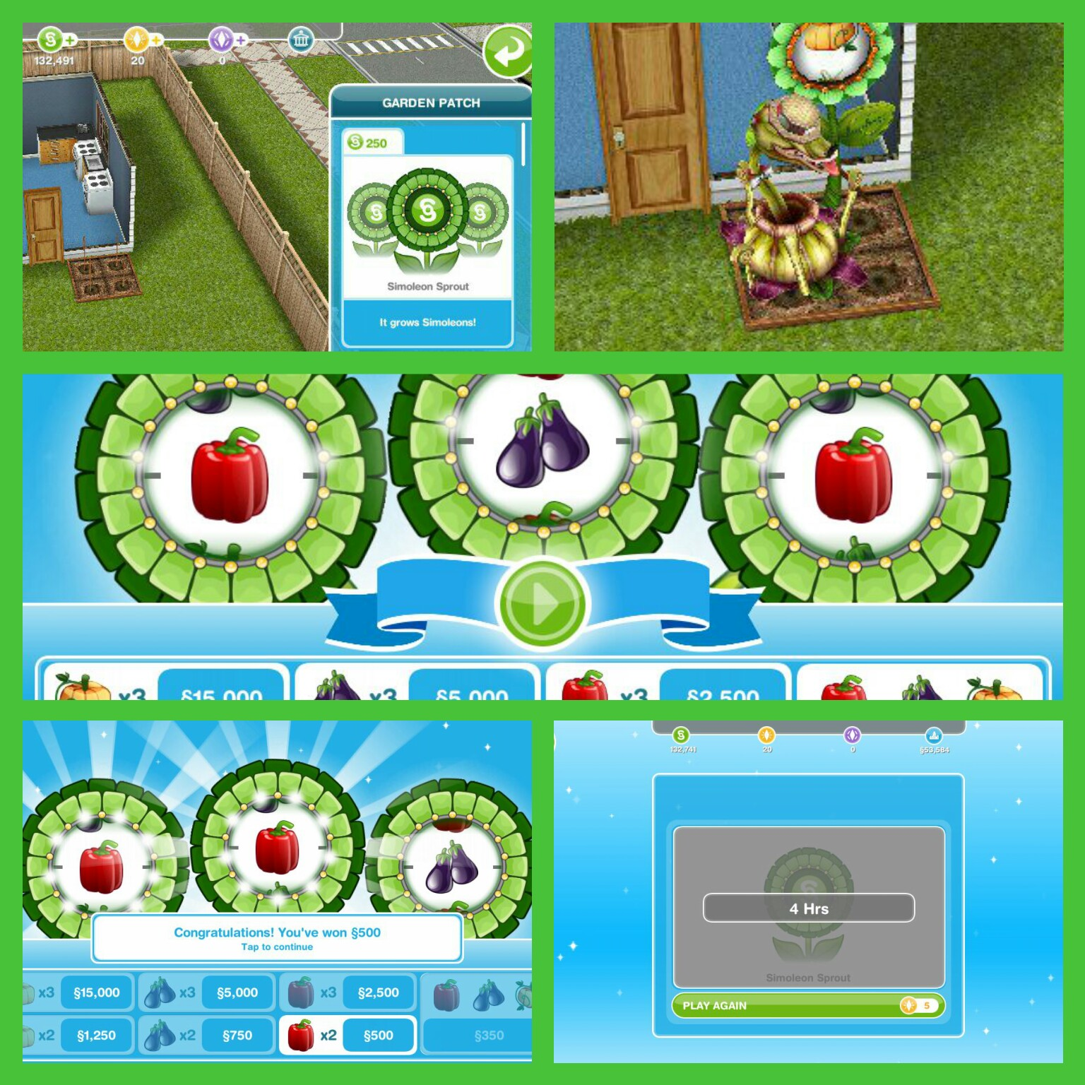 The Sims Freeplay Money Grows On Trees Quest Girl Who Games