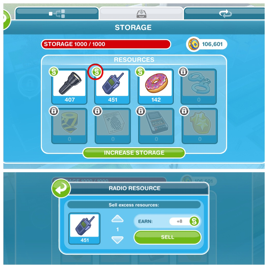 The Sims Freeplay- Guide to Profession Careers – The Girl