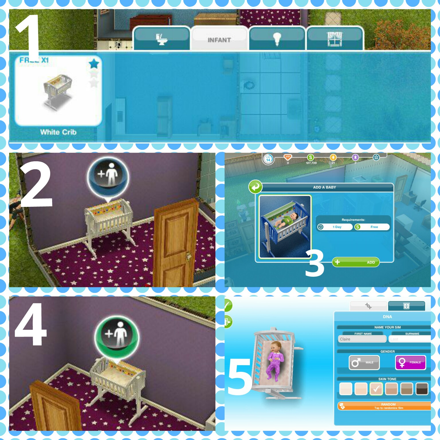 The Sims Freeplay Two And A Half Sims Quest