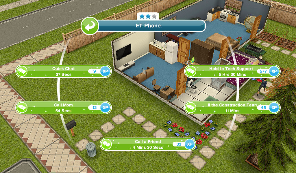 The Sims Freeplay- The Mysterious Island Quest – The Who Games Bridge Schematics on