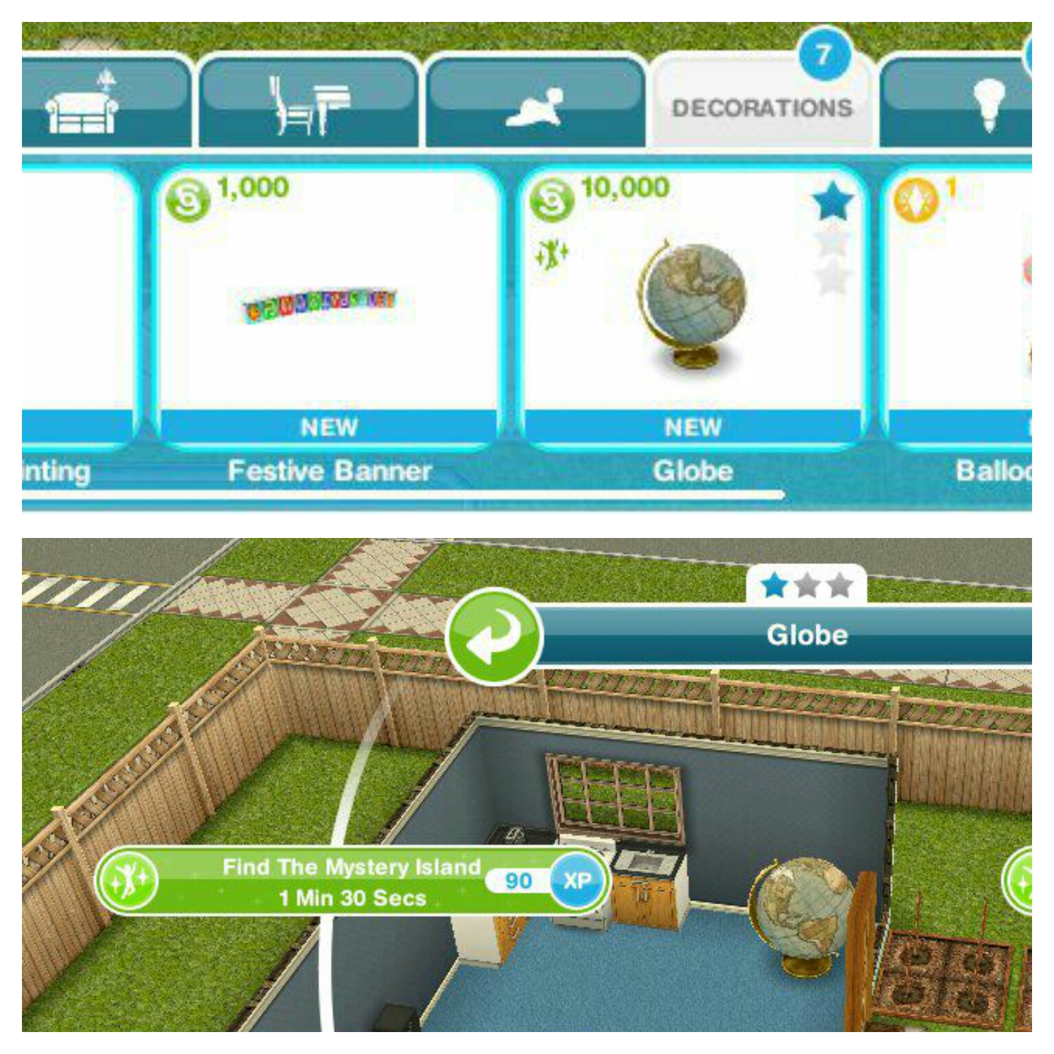 The Sims Freeplay The Mysterious Island Quest