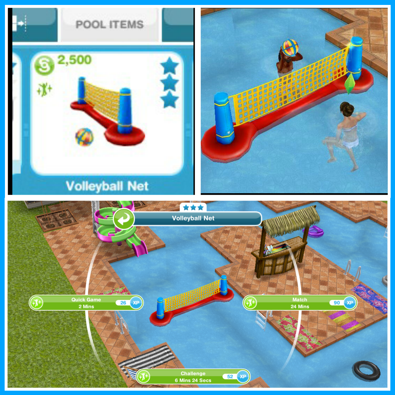 The Sims Freeplay It S All Going Swimmingly Quest The