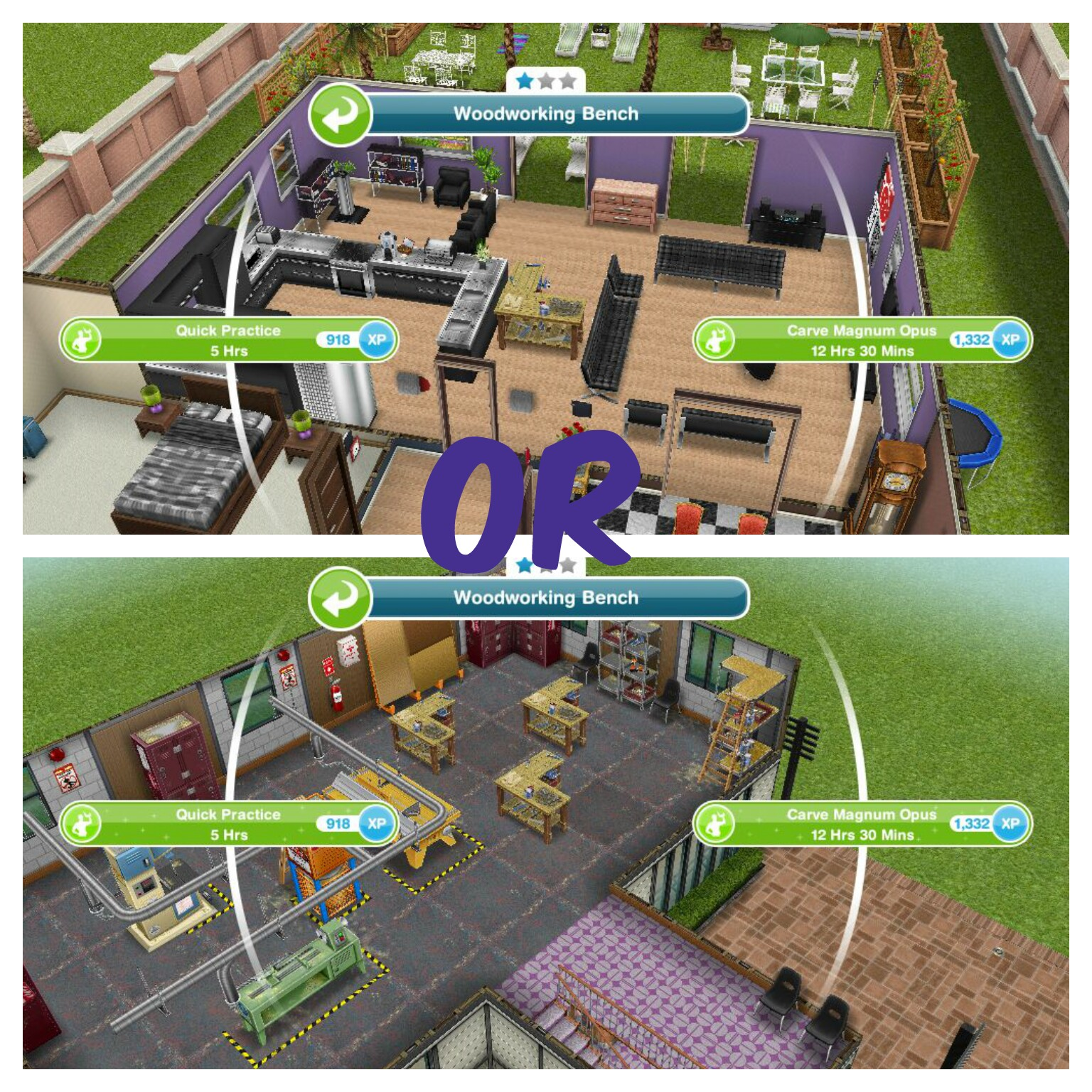 The Sims Freeplay Multi Story Renovations Quest The Girl Who Games
