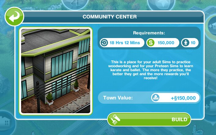 The Sims Freeplay- Multi Story Renovations Quest – The Girl