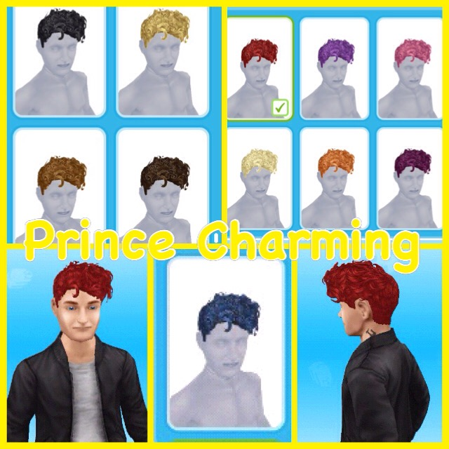 The Sims Freeplay The Charming Barber Hair Event The Girl Who Games