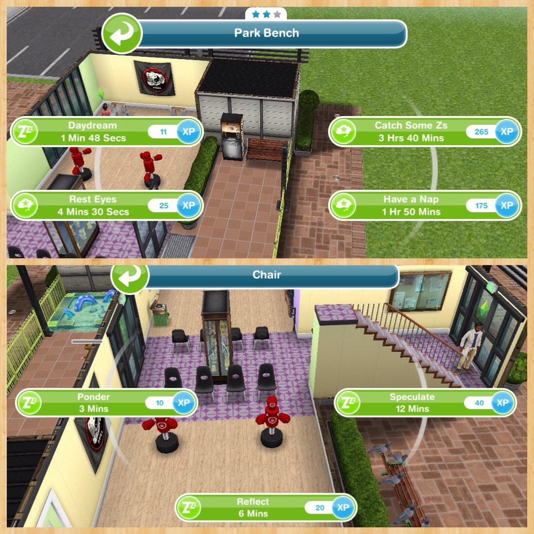 The Sims Freeplay- Community Center | The Girl Who Games
