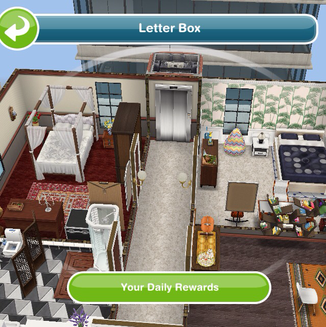 the sims freeplay house guide part four penthouse