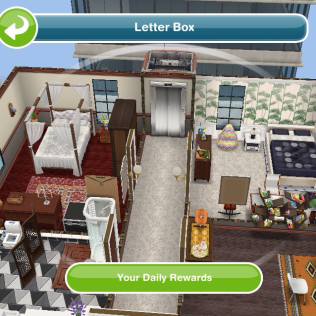 Sims Freeplay Mansion Tour