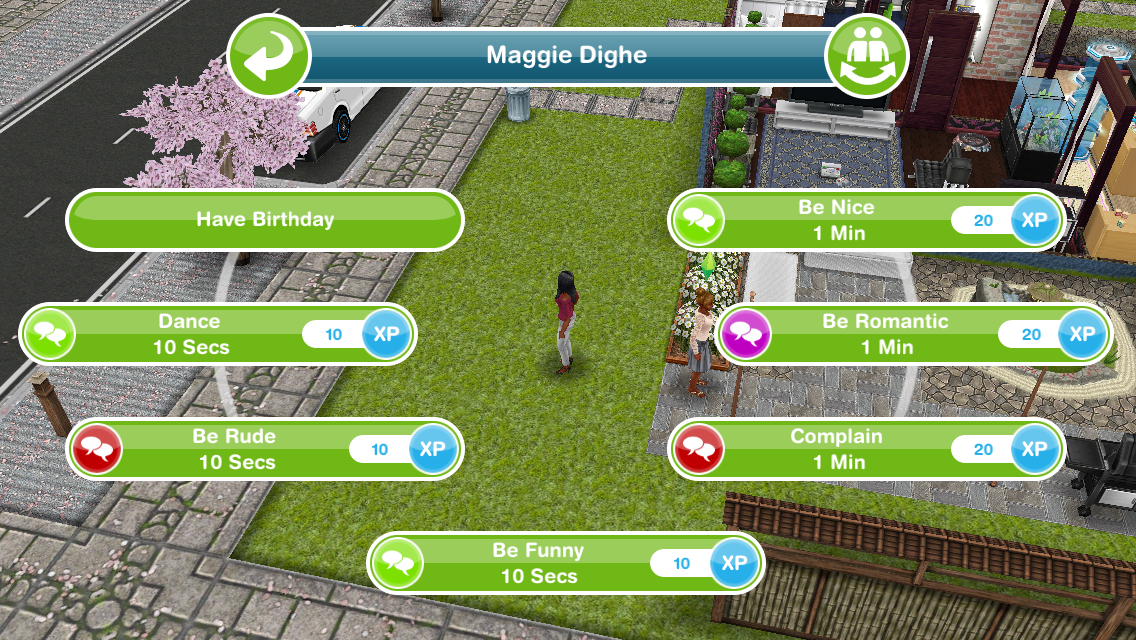 The Sims Freeplay- Beginners Guide – The Girl Who Games